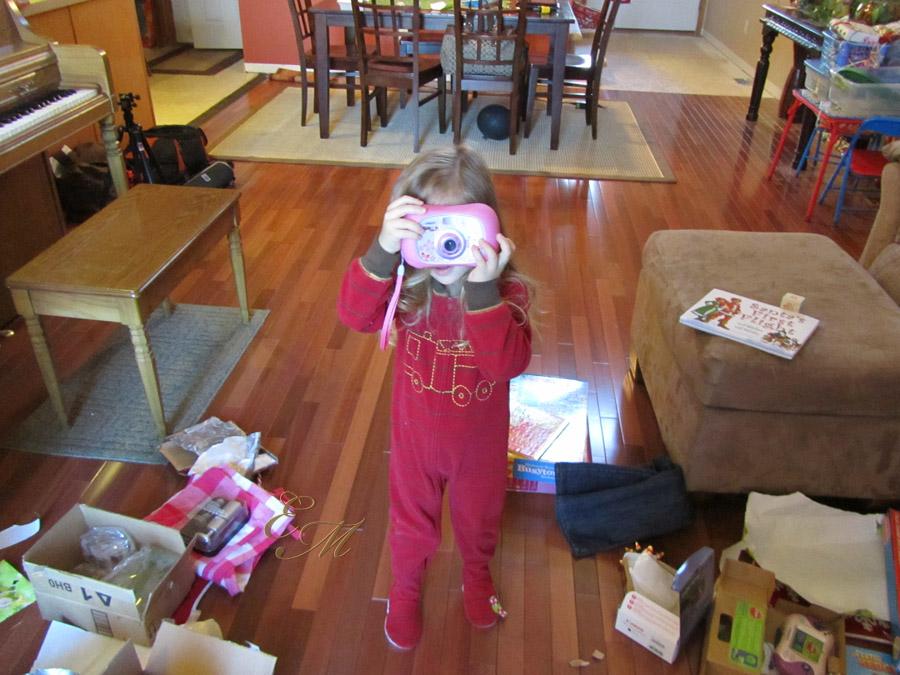 christmas cameras