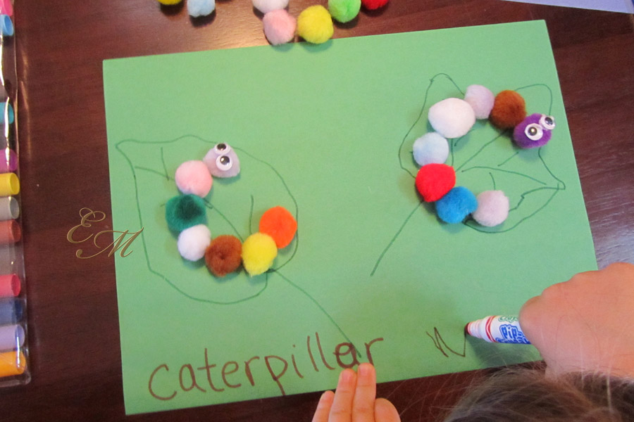 letter c activity