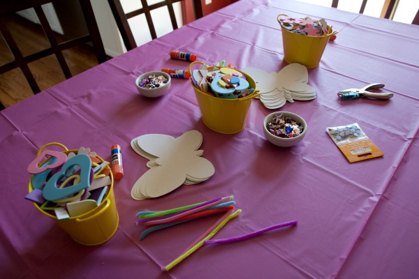 A Butterfly Themed Birthday Party - Evolving Motherhood