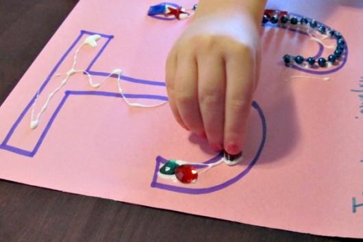 preschool letter j activity