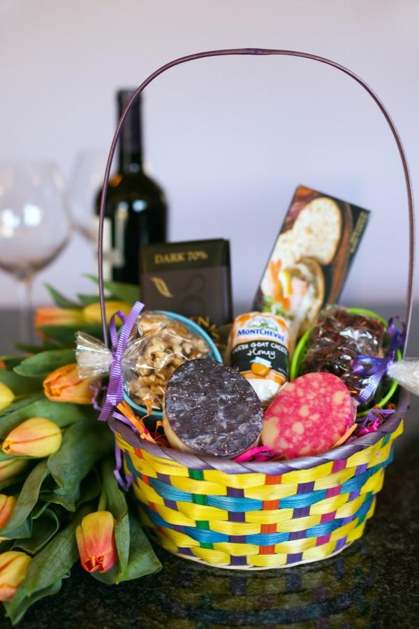 A Unique Easter Basket Perfect for a Deserving Adult ...